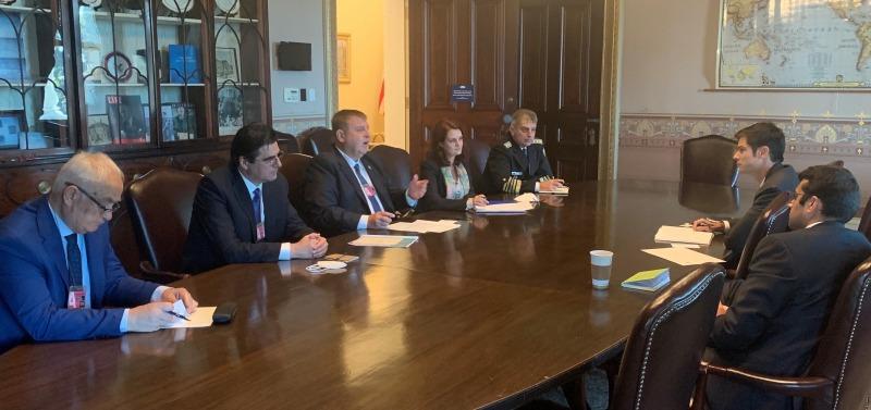 Започна посещението на вицепремиера и министър на отбраната Красимир Каракачанов в САЩ