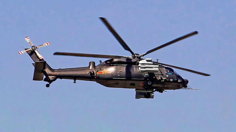 Нови варианти на китайския вертолет  Z-20 -за борба с подводници и за китайския Корпус на морската пехота (ЕКСКЛУЗИВНА ГАЛЕРИЯ)