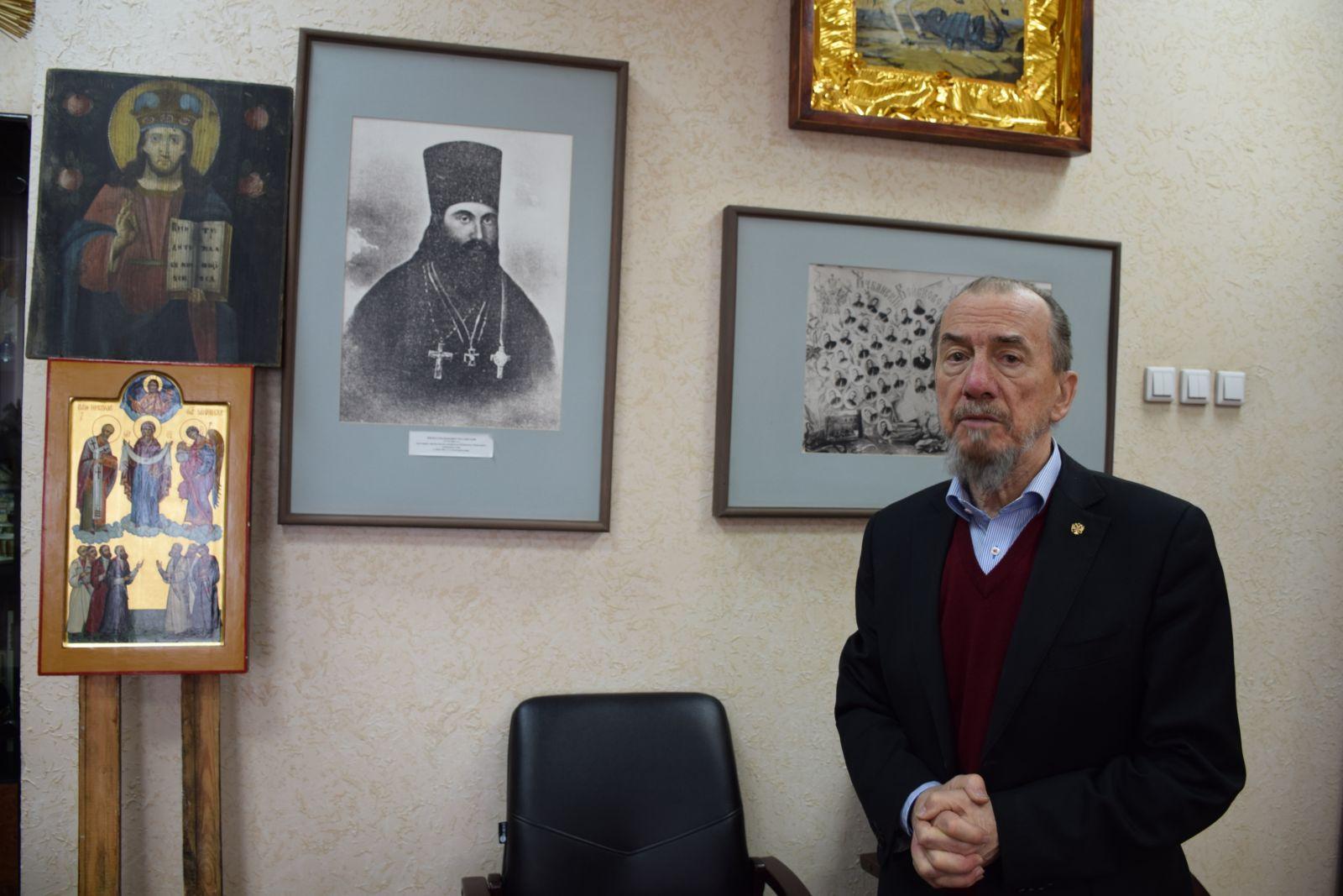 Виктор Захарченко, ръководител на Кубанския казашки хор: Мечтая един ден да пеем в храма заедно с българите