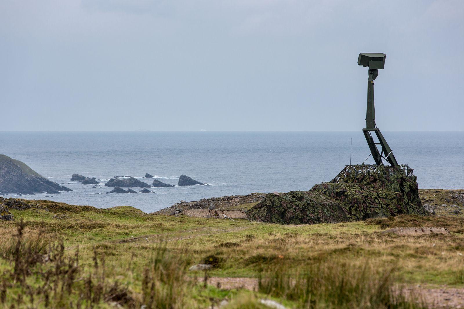 Saab подписа договор за поддръжка на наземни радари с Великобритания