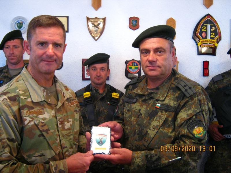 101-ви алпийски полк – Смолян получи дарение от планинско оборудване