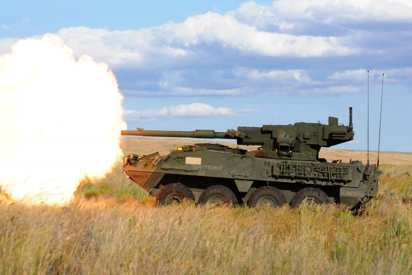 """СВ на САЩ ще """"пенсионират"""" всички щурмови самоходни оръдия Stryker MGS (ГАЛЕРИЯ)"""
