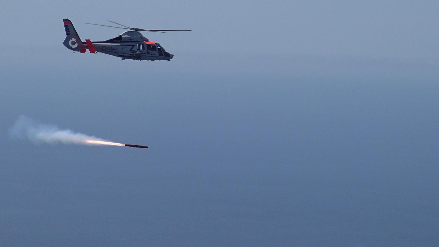 MBDA извърши изпитателните изстрелвания на ПКР Sea Venom/ANL (ЕКСКЛУЗИВНА ГАЛЕРИЯ)