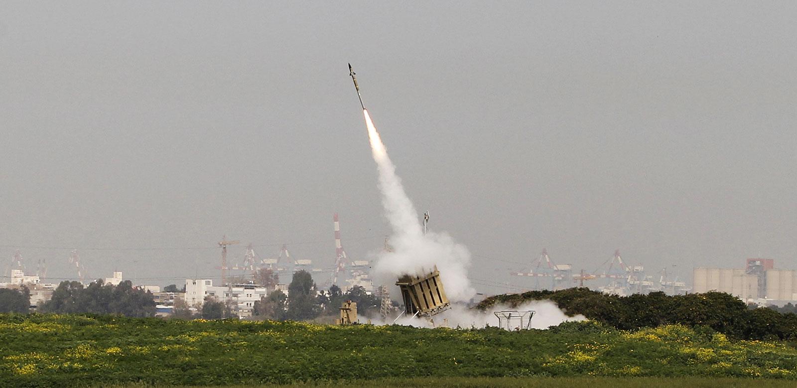 Raytheon Missiles & Defense и Rafael Advanced Defense Systems Ltd. създоха производствено съоръжение в САЩ за производство на Iron Dome