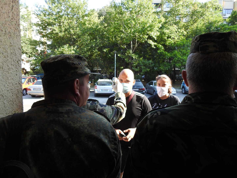 Над 80 кандидати на конкурса за 27 вакантни войнишки длъжности в Специалните сили