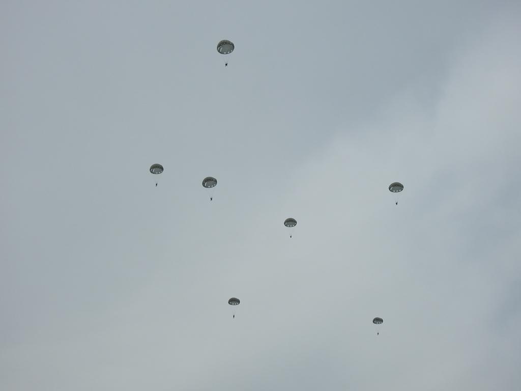 Парашутната подготовка за 2020 г. в Българската армия стартира
