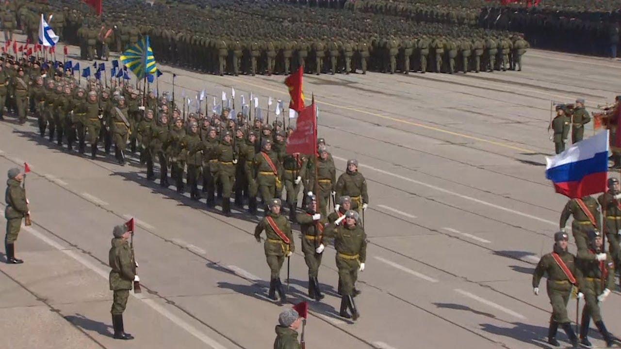 Парад на победата 75 години по-късно - 24 юни 2020 г. Участниците военнослужещи (ГОЛЯМА ГАЛЕРИЯ)