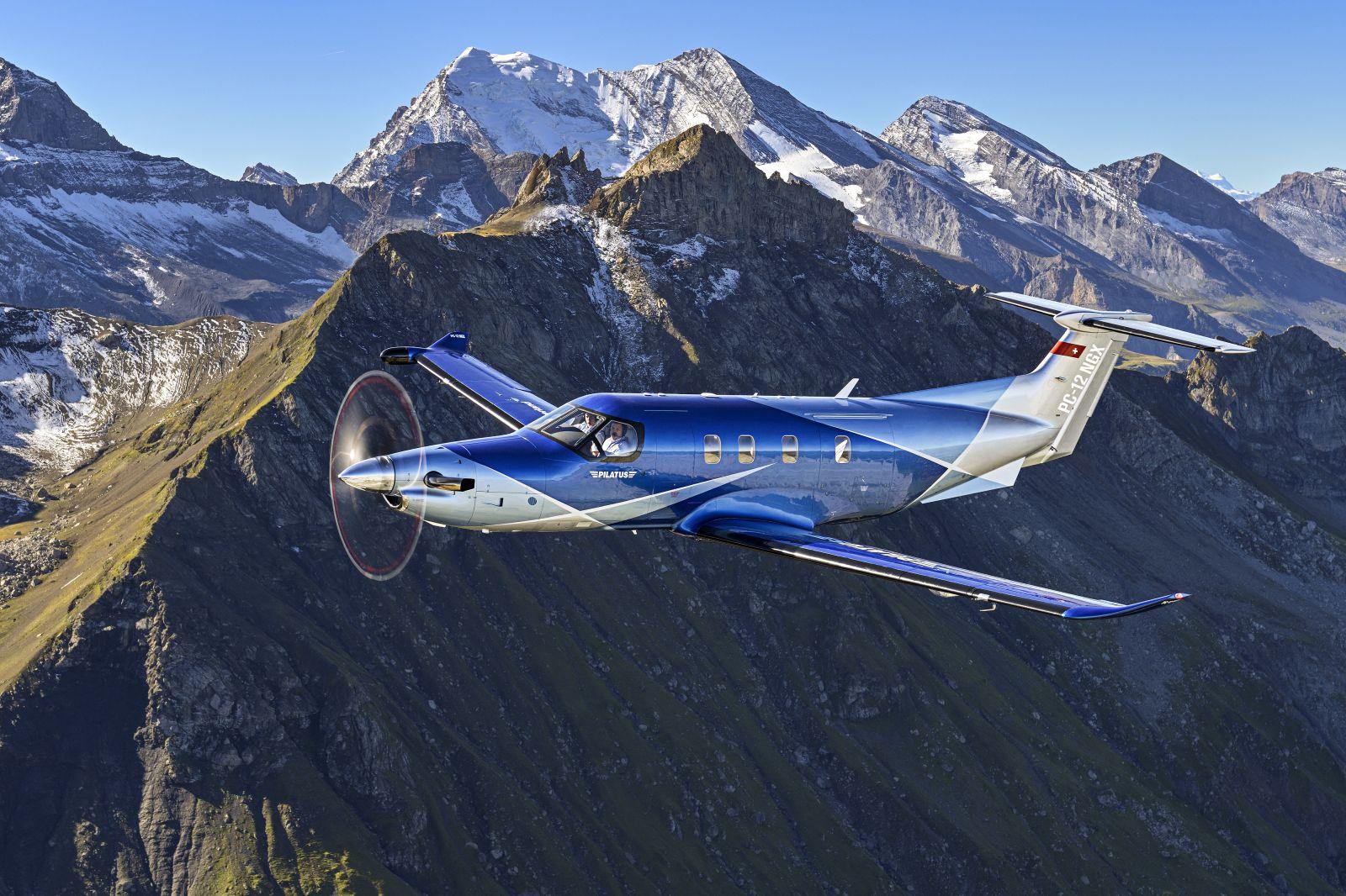 Новият Pilatus PC-12 NGX - най-добрият турбовитлов бизнес самолет в света - по-добър от всякога (ЕКСКЛУЗИВНА ГАЛЕРИЯ)