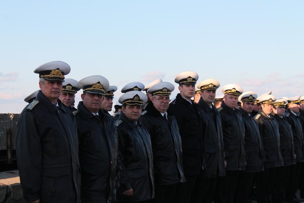"""ФРЕГАТА """"ВЕРНИ"""" И БАЗОВ МИНОЧИСТАЧ """"ПРИБОЙ"""" СЕ ЗАВЪРНАХА В ПУНКТ ЗА БАЗИРАНЕ БУРГАС ОТ ОПЕРАЦИИ И УЧЕНИЯ НА НАТО (ФОТО)"""
