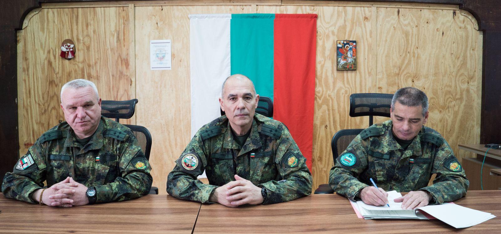 42-ят български контингент в Афганистан встъпи в изпълнение на задълженията си (ГАЛЕРИЯ)