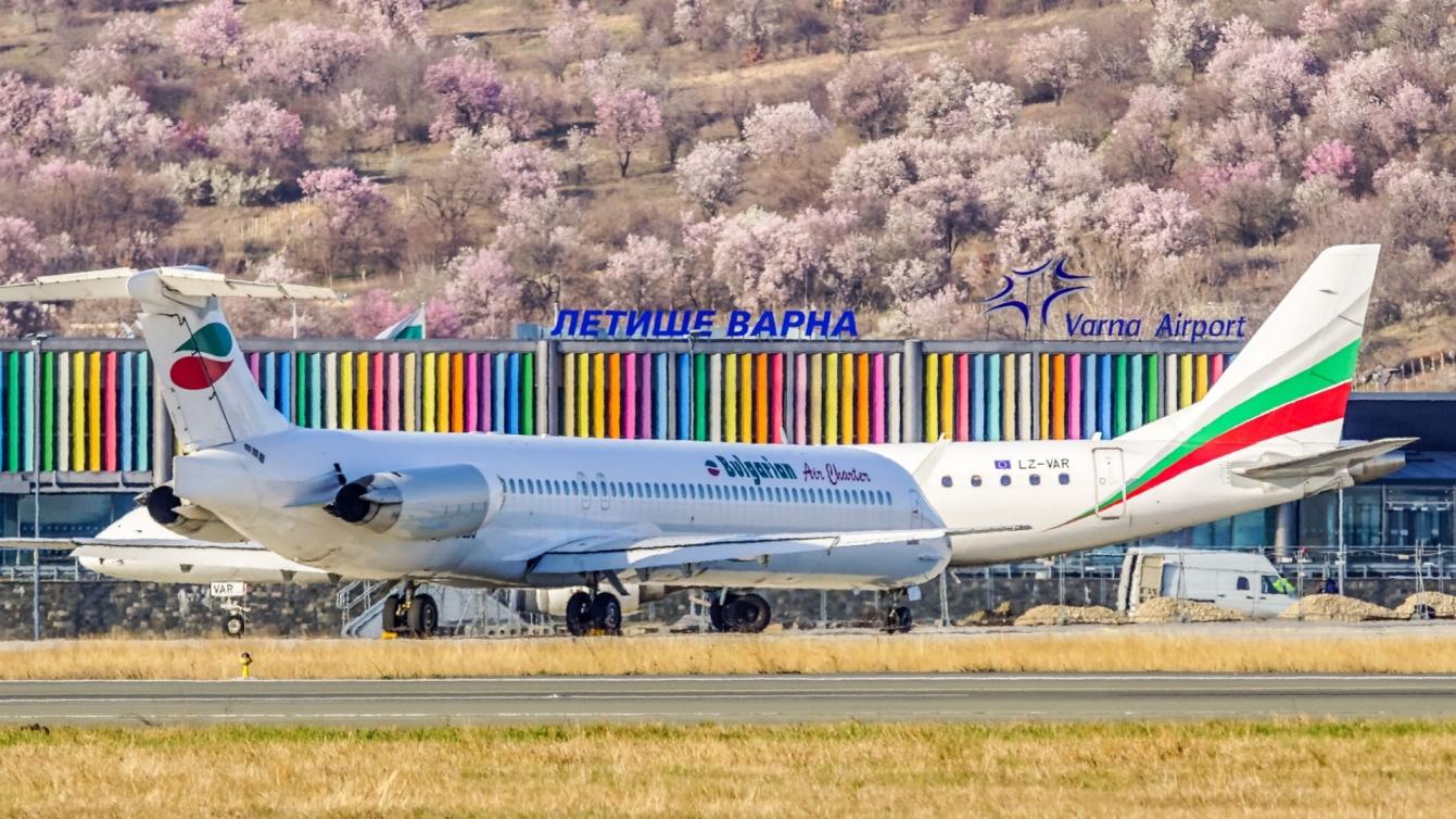 """Правителството одобри мярката """"Отлагане на плащането на концесионното възнаграждение за първото 6-месечие на 2020 г. за летищата Варна и Бургас"""""""