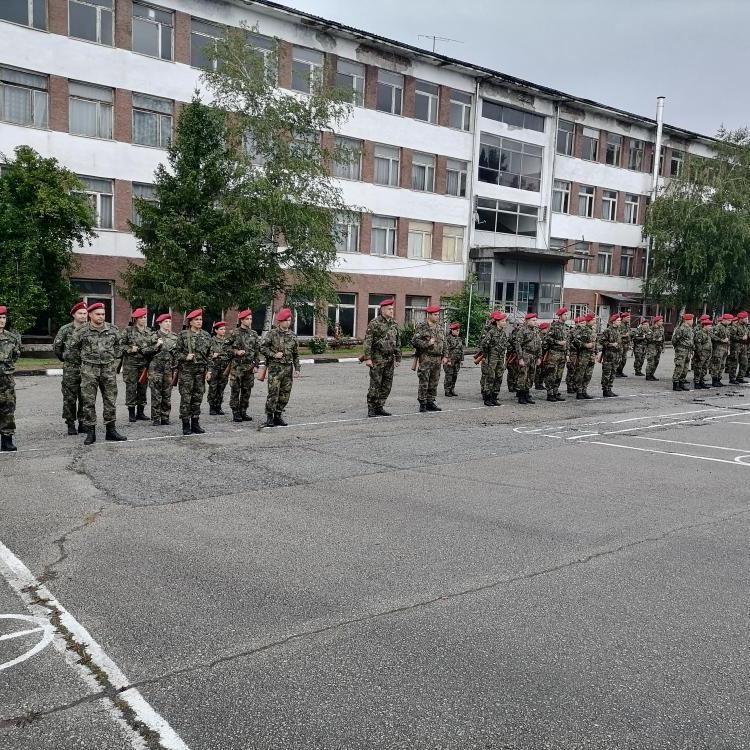 103 години войски за ЯХБЗиЕ