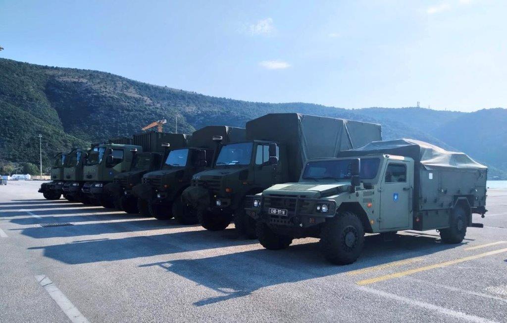 Националният мобилен модул по КИС на НАТО участва в симулационното учение Stand Up–Thracians Standing 2020