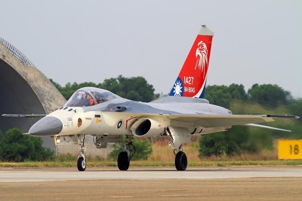 Тайван модернизира своите F-CK-1 « Ching Kuo »