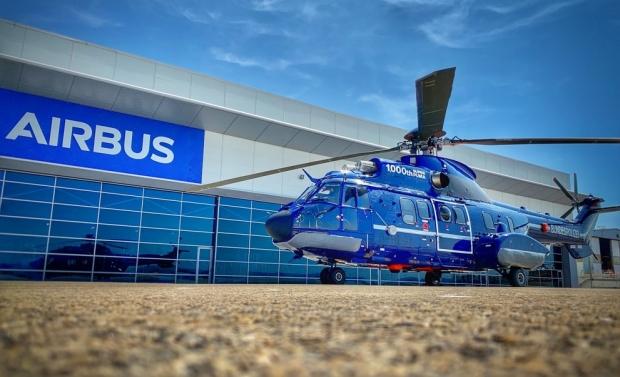 Airbus достави 1000-та машина Super Puma