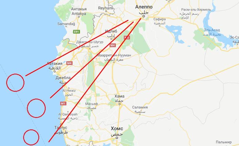 «Новая газета»: Израелските ракети прелетяха над руските военни бази (видео)