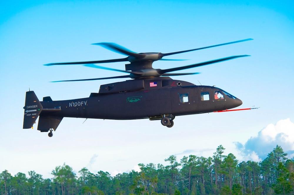 US Army предварително избра Sikorsky и Bell за програмата FLRAA