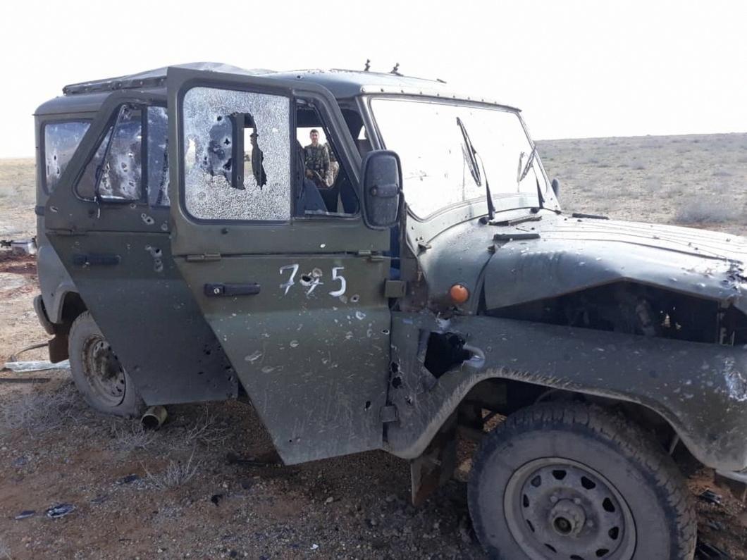 «Новая газета»: Загиналите руски офицери са попаднали на засада в Сирия