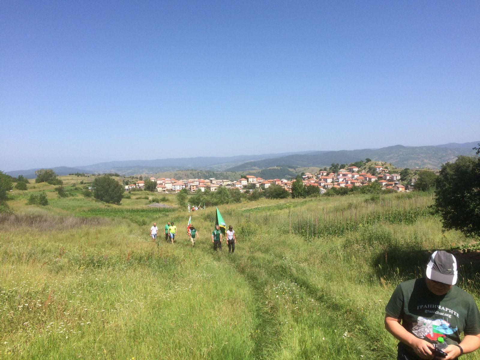 66 години от подвига на българските граничари при Римския мост