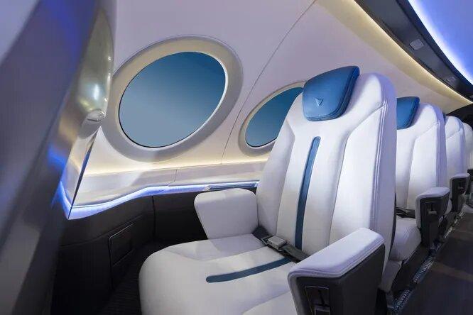 Луксозният електрически самолет Alice ще излети скоро