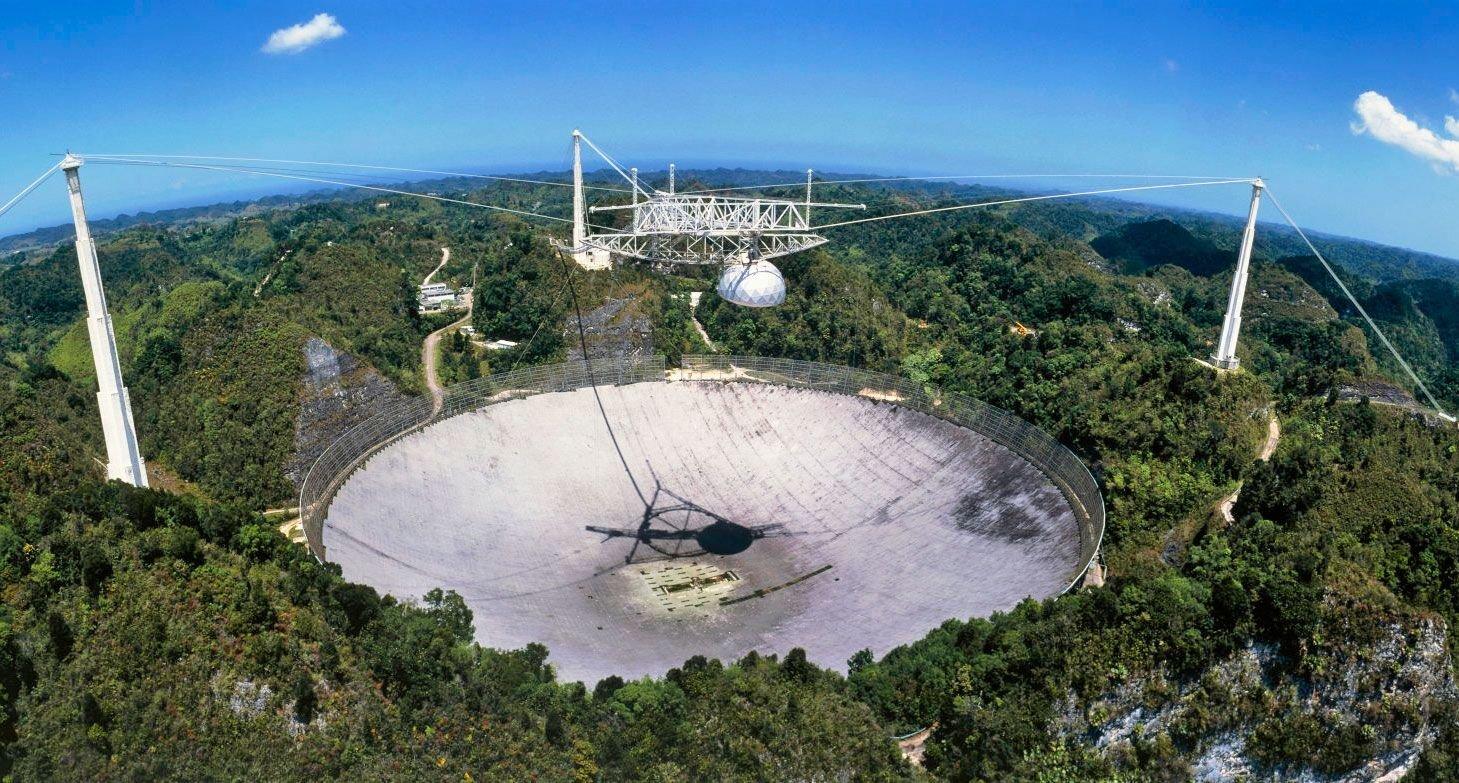 Проектът SETI @ home за търсене на извънземен разум приключи