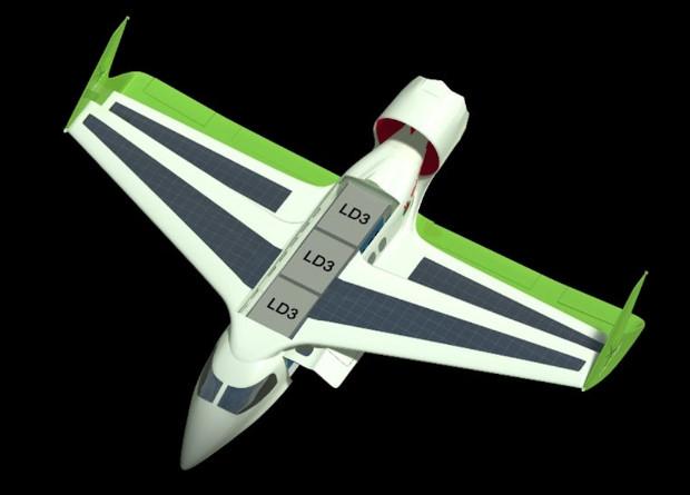 Американците ще създадат мегаватов генератор за аеротаксита и товарни БЛА