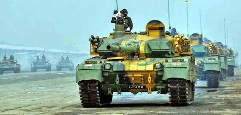 Бангладеш ще получи 150 от най-новите китайски танкове VT-5