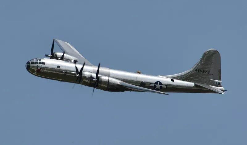Как съветското разузнаване се сдобило с чертежите за създаването на Ту-4
