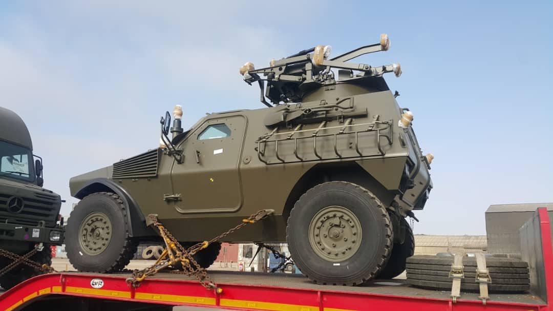 Армията на Ботсвана получи френски ЗРК