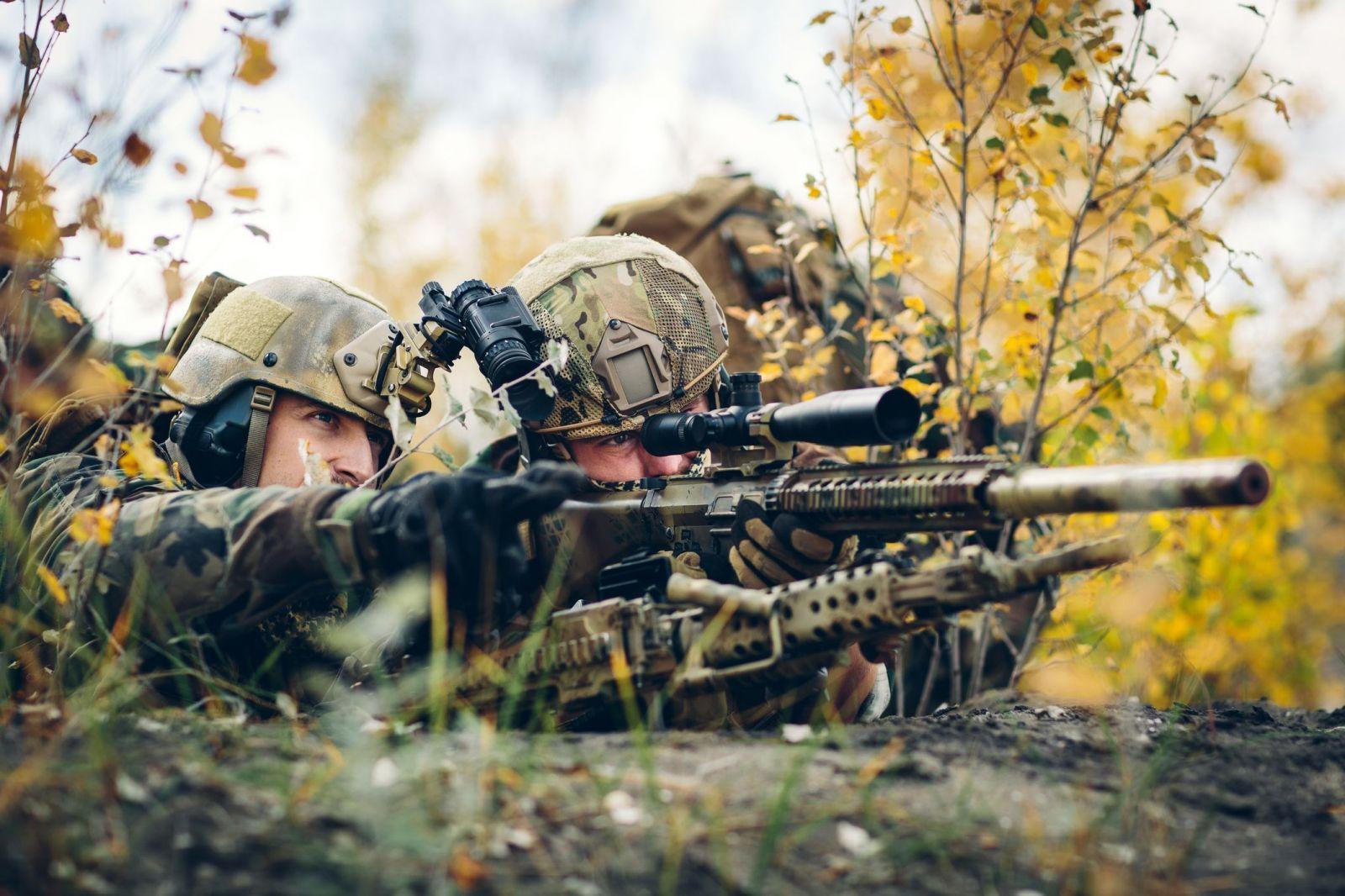 Канадски снайперисти със световен рекорд по разстояние на точния изстрел