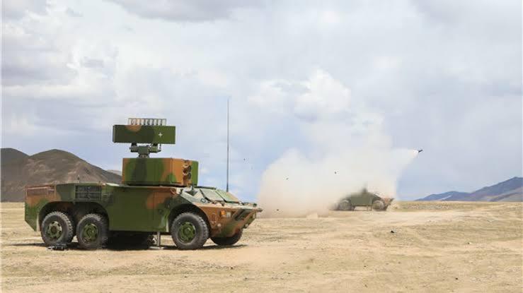 Стана известен потенциалният купувач на китайските ракетно-оръдейни БМП VN11A