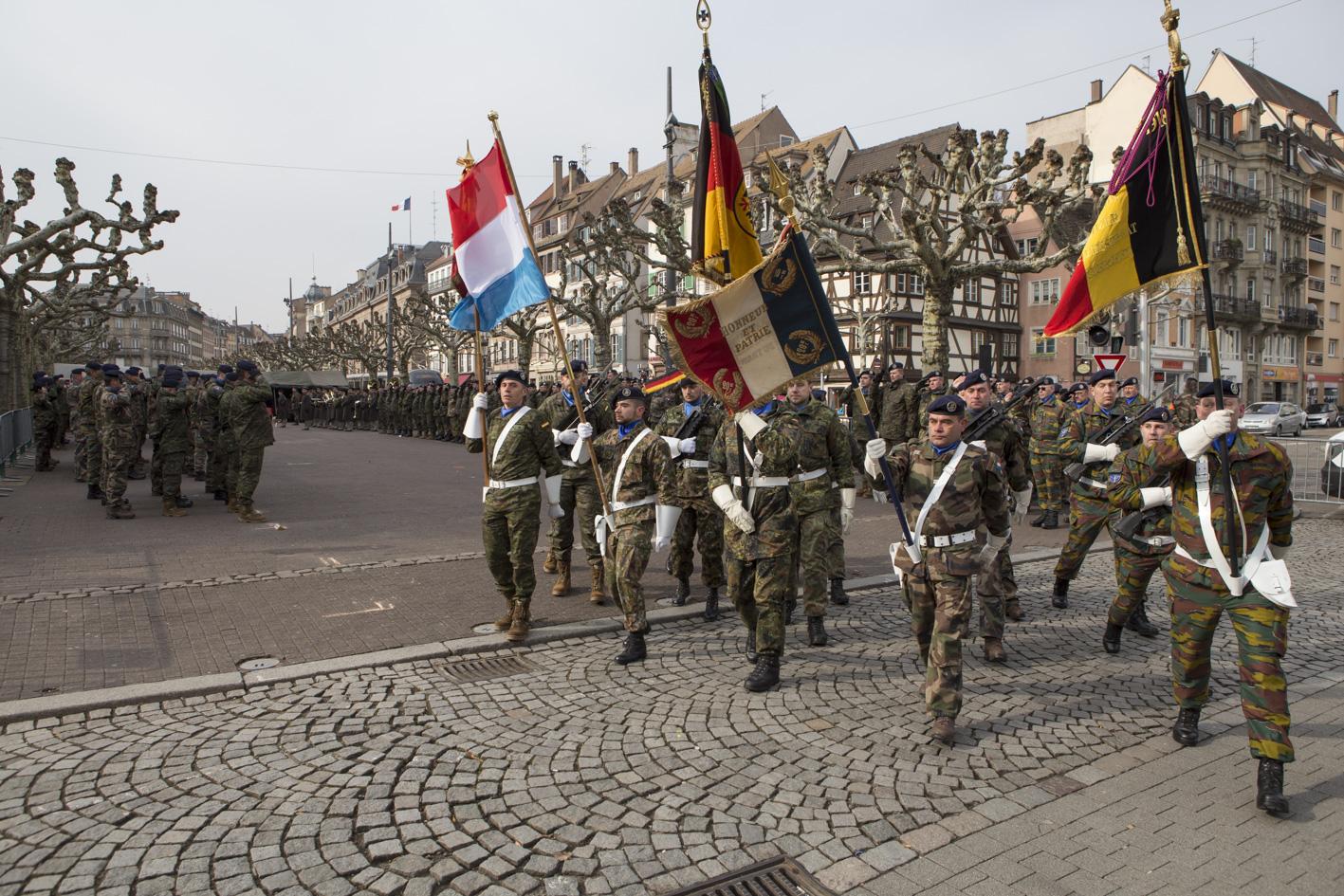 Wojska Polskiego се стреми към Еврокорпуса