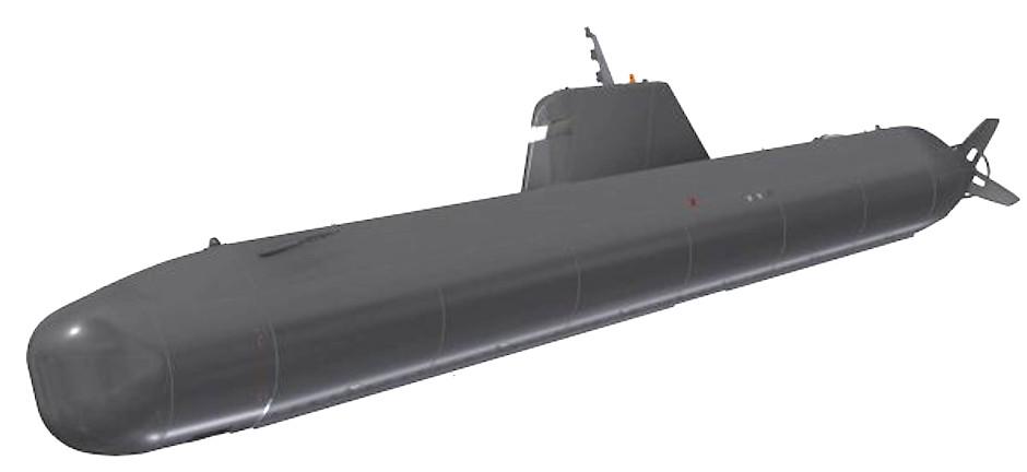 Британският флот поръча голям автономен подводен апарат