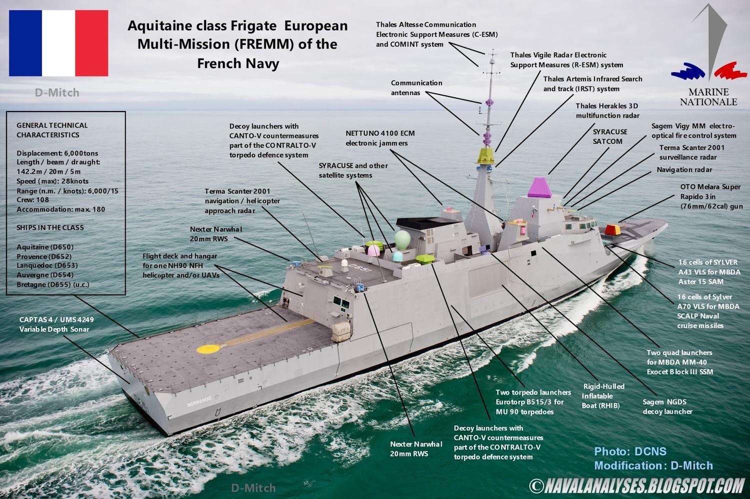 Франция оборудва своите кораби с GPS приемници с повишена надеждност