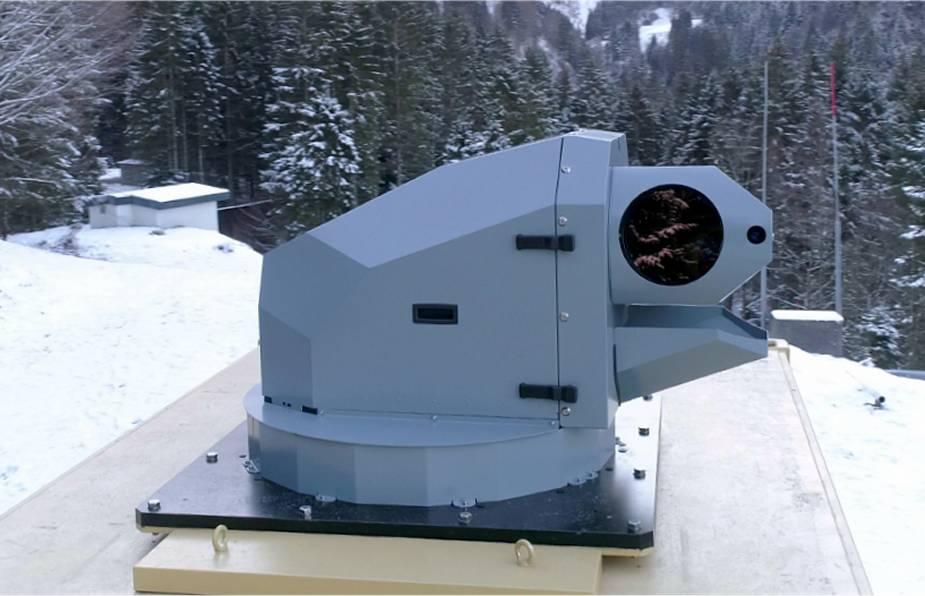 Германия напредна значително в областта на лазерните оръжия