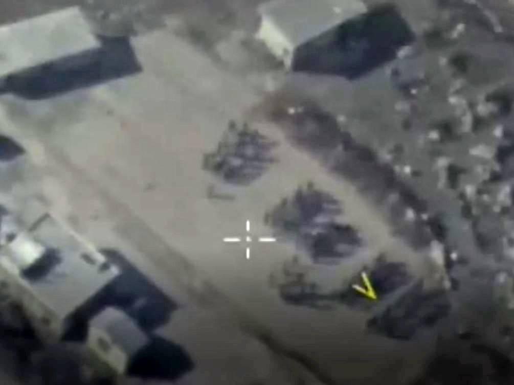 Унищожаването на парад на терористи в Сирия е отговорът на Русия на Турция за Карабах
