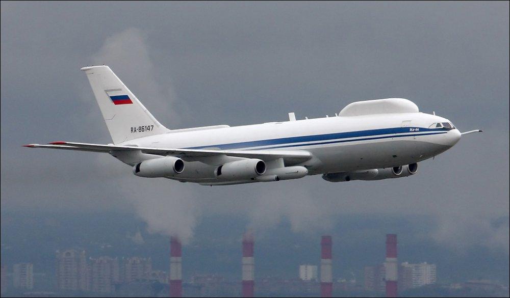 """Ил-96-400М ще се превърне в новия """"самолет на Страшния съд"""""""