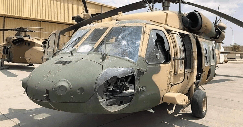 Афганистан е предал (!?) част от американската техника на Иран, американците пък са привели в негодност авиацията на летището в Кабул