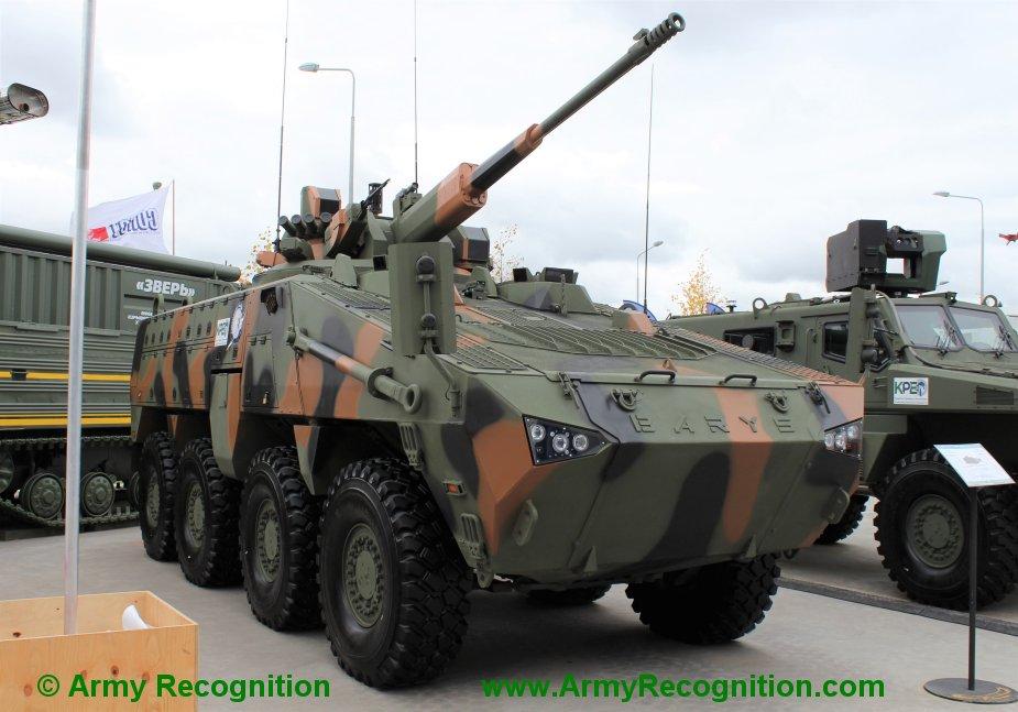 Казахстан постига напредък в разработването на оръжейни модули