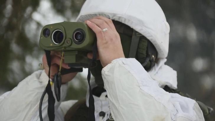 "Комплекси КРУС ""Стрелец-М"" получиха снайперистите от Западния военен окръг"