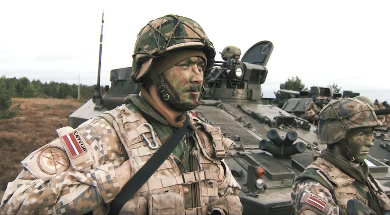 Латвийски генерал: Можем да изненадаме Русия още в първите дни на конфликта
