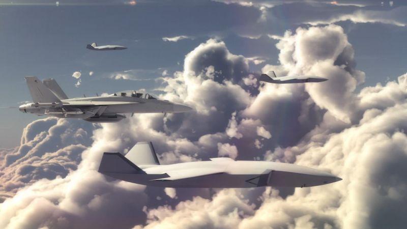 Нова тактика в бойното използване на ВВС на САЩ
