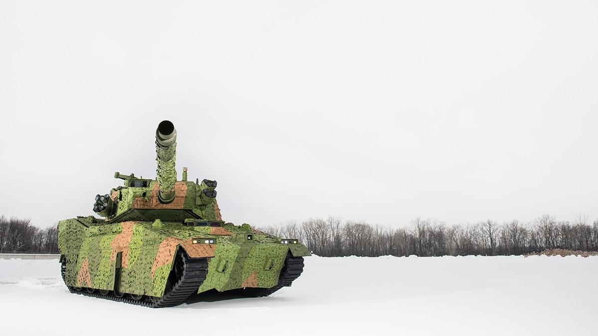 Два леки танка за американската армия