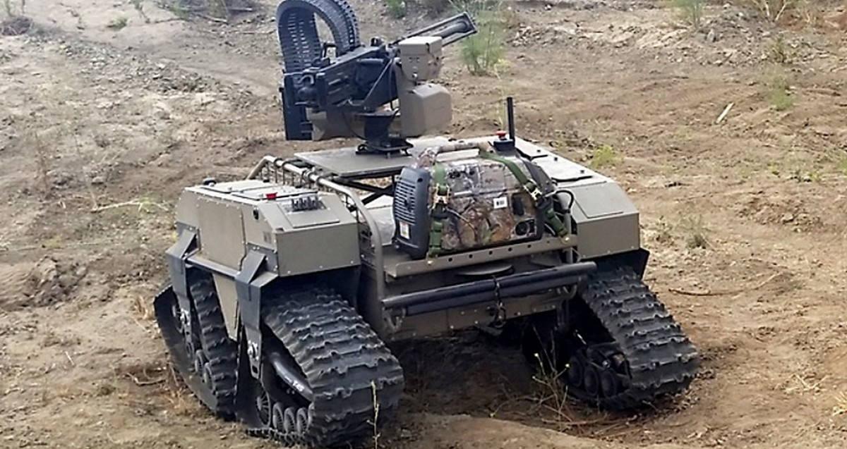 """Военни роботи """"разтоварват"""" британските войници"""