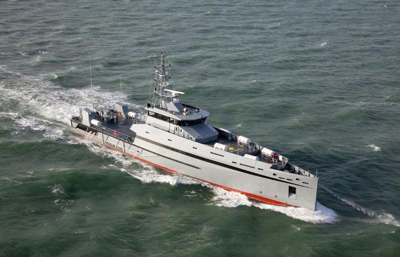 Корпусът на морската пехота на САЩ избра Metal Shark да разработи корабът LRUSV