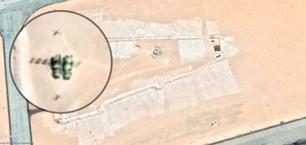 В Либия бе забелязана РЛС П-18 за откриване на турските самолети
