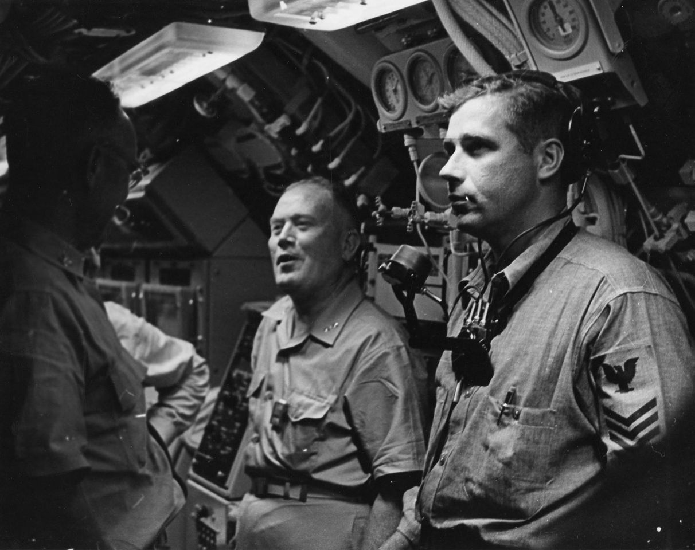 САЩ напомниха за първото изстрелване на балистична ракета от подводница