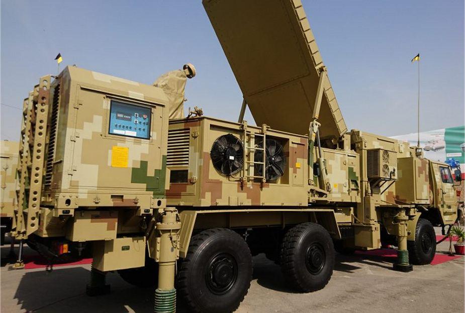 Пакистанският ЗРК LY-80