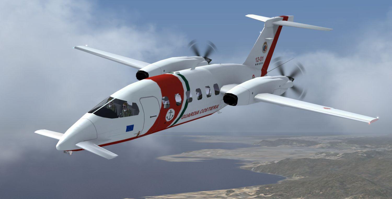 Piaggio Aerospace подписва договори за 45 милиона евро