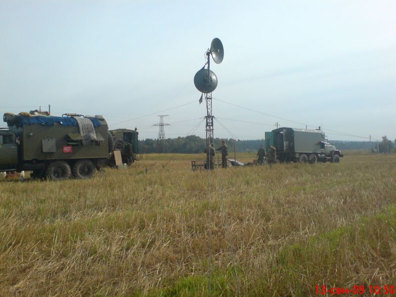 На територията на Беларус започна да действа мощен радарен комплекс на руската армия